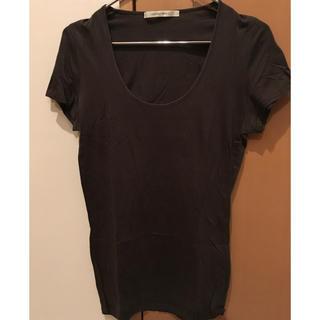 ルシェルブルー(LE CIEL BLEU)のenchantment アンシャントマン ブラウン(Tシャツ(半袖/袖なし))