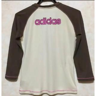 アディダス(adidas)のadidas Tシャツ レディース(Tシャツ(長袖/七分))
