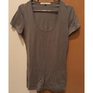 ルシェルブルー(LE CIEL BLEU)のenchantment アンシャントマン グレー(Tシャツ(半袖/袖なし))