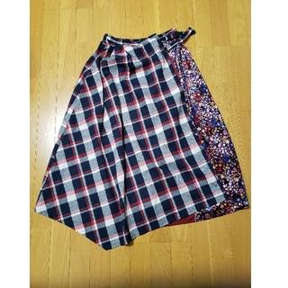 ScoLar - 《新品》スカラー 変形スカート