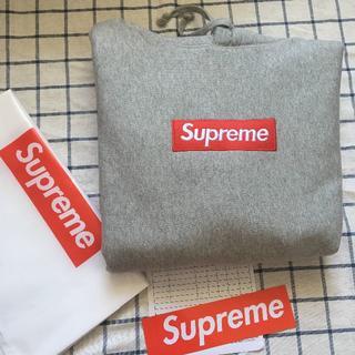 Supreme - Supreme ボックスロゴ パーカー Sサイズ