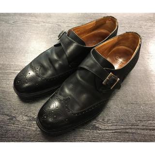Church's - 送料込★チャーチ★モンクストラップ ウィングチップ 英国靴 イングランド メンズ