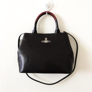 Vivienne Westwood - ☆極美品、定価39960円☆ADVAN、2wayショルダー、トート、ヴィヴィアン