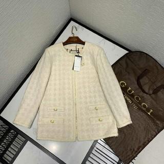グッチ(Gucci)のグッチ テーラードジャケット アウター シンプル オフィス 通勤 ビジネス(テーラードジャケット)