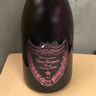 ドンペリニヨン(Dom Pérignon)のドン・ペリニヨン ロゼ 2006(シャンパン/スパークリングワイン)