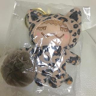 Maison de Reefur - 梨花ちゃん 豹柄人形 キーホルダー