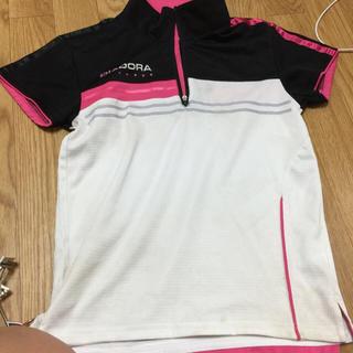 ディアドラ(DIADORA)のテニスウェア、値下げ、新品未使用(Tシャツ(半袖/袖なし))