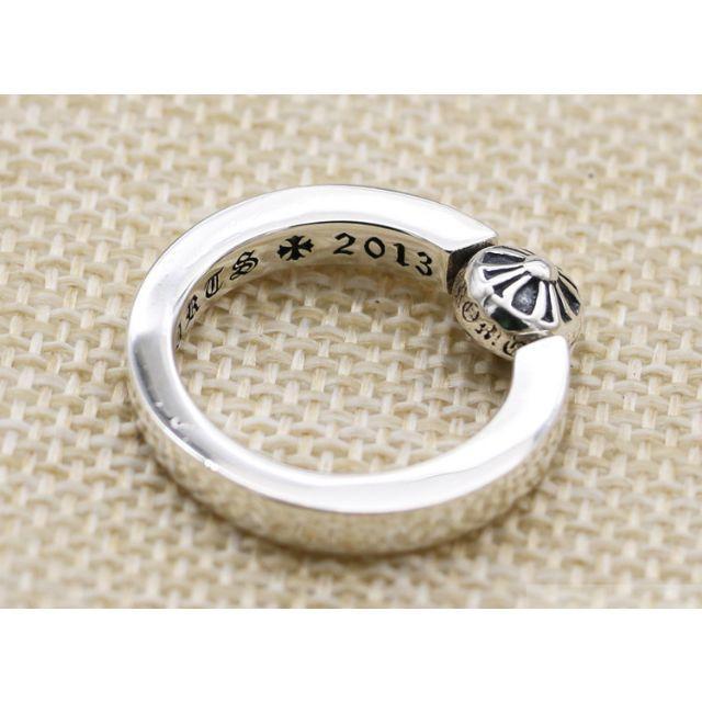 Chrome Hearts(クロムハーツ)のK120クロムハーツ リング メンズのアクセサリー(リング(指輪))の商品写真
