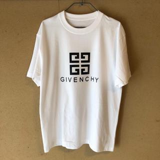 GIVENCHY - ジバンシィ ビッグロゴ Tシャツ 男女兼用 新品