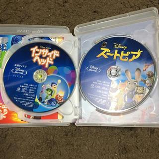 Disney - ディズニー Blu-ray セット