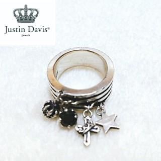 ジャスティンデイビス(Justin Davis)の【ジャスティンデイビス】Trinket Joy Ring A 13号(リング(指輪))