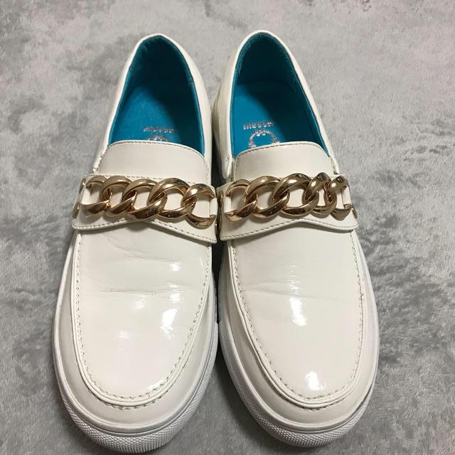 ROSE BUD(ローズバッド)のROSE BUD  スリッポン レディースの靴/シューズ(スリッポン/モカシン)の商品写真