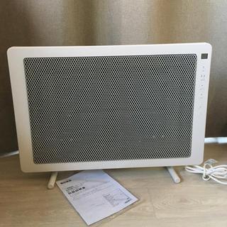 ムジルシリョウヒン(MUJI (無印良品))の無印良品 MUJI 遠赤外線パネルヒーター (電気ヒーター)
