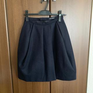 バーニーズニューヨーク(BARNEYS NEW YORK)のYOKOCHAN  スカート 38 (ひざ丈スカート)