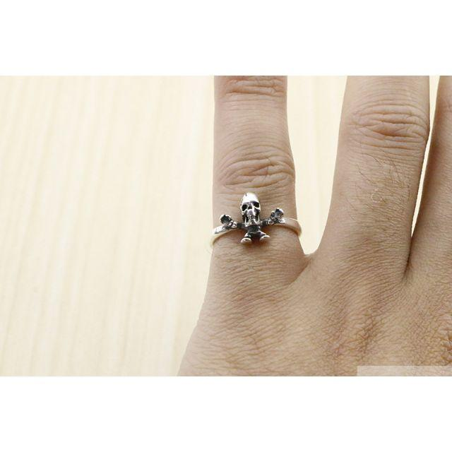 Chrome Hearts(クロムハーツ)のK122クロムハーツ リング メンズのアクセサリー(リング(指輪))の商品写真