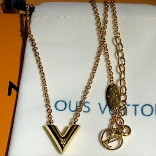 LOUIS VUITTON - LV ネックレス▽