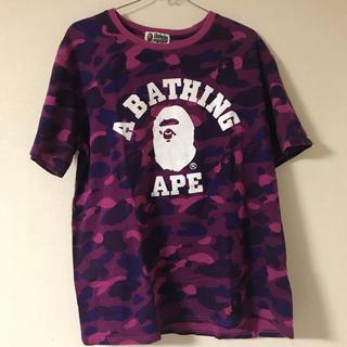 A BATHING APE - A・BATHING APE Tシャツ