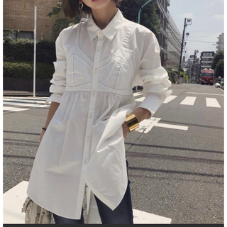 Ameri VINTAGE - アメリヴィンテージ  BUSTIER INTEGRATED SHIRTS