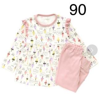 ampersand - Ampersand パジャマ 90 女の子