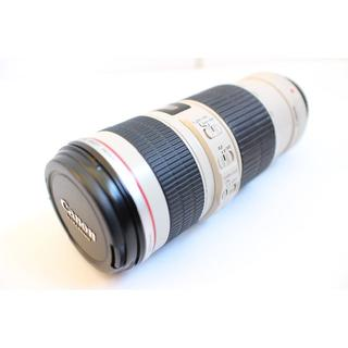 Canon - キヤノン EF70-200mm f4.0L IS USM【手振れ補正】