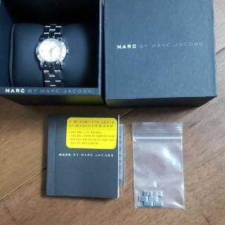 マークバイマークジェイコブス(MARC BY MARC JACOBS)のMARC JACOBS レディース腕時計(腕時計)