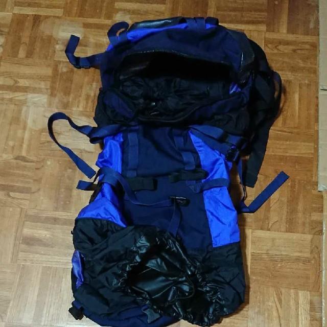 50リットル登山用ザック スポーツ/アウトドアのアウトドア(登山用品)の商品写真