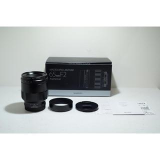 SONY - コシナ フォクトレンダー マクロアポランター 65mm f2 nokton