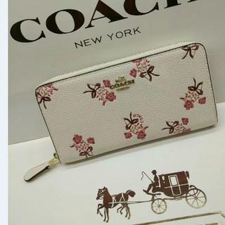 COACH - COACH コーチ 長財布 新品 28444  小銭入れ