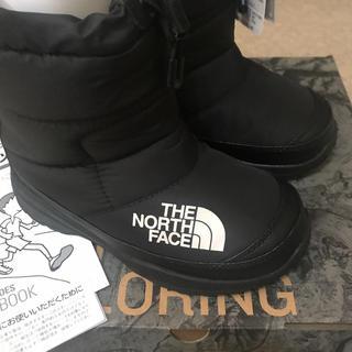 THE NORTH FACE - ノースフェイスキッズブーツ  20