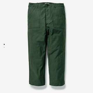 WTAPS WMILL-TROUSER 02/TROUSERS.COTTON