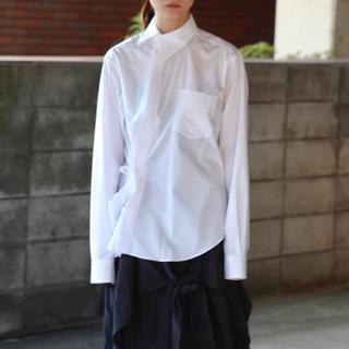 ヨウジヤマモト(Yohji Yamamoto)のsoshiotsuki Kimono Breasted Shirts 19aw(シャツ)