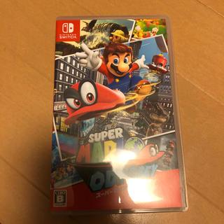 Nintendo Switch - スーパーマリオ オデッセイ スイッチ ソフト