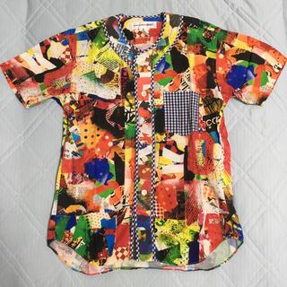 コムデギャルソンオムプリュス(COMME des GARCONS HOMME PLUS)のコムデギャルソンシャツ ベースボールシャツ/アロハシャツ/半袖(シャツ)
