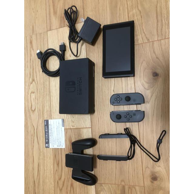 Nintendo Switch(ニンテンドースイッチ)の任天堂 スイッチ 本体 エンタメ/ホビーのゲームソフト/ゲーム機本体(家庭用ゲーム機本体)の商品写真