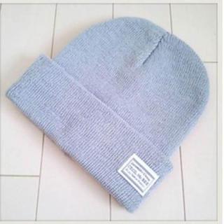 セシルマクビー(CECIL McBEE)の【新品未開封】セシルマクビー ニット帽(ニット帽/ビーニー)