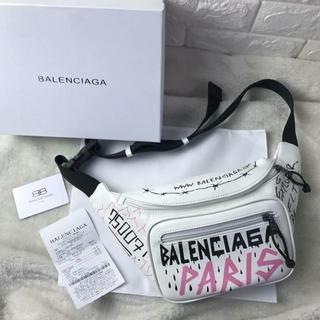 Balenciaga - balenciaga ウエストポーチ メンズ ボディーバッグ  ウエストバッグ