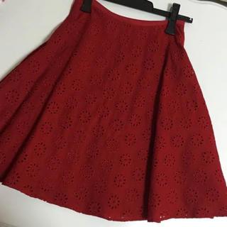 トッカ(TOCCA)の試着のみ トッカ tocca  スカート 0サイズ(ひざ丈スカート)