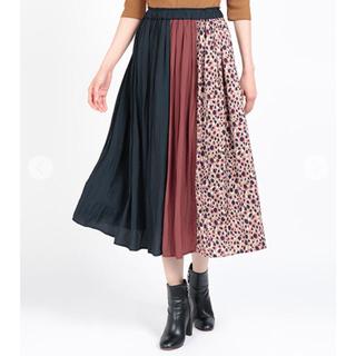 アーモワールカプリス(armoire caprice)のアーモワールカプリス l'armoire de luxe 今季完売スカート 新品(ひざ丈スカート)