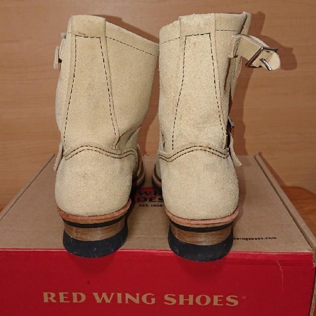 REDWING(レッドウィング)のレッド・ウィング エンジニアブーツ メンズの靴/シューズ(ブーツ)の商品写真