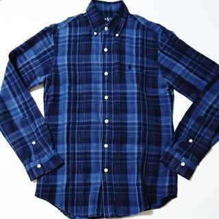 ラルフローレン(Ralph Lauren)のラルフローレン チェック柄長袖シャツ(シャツ)