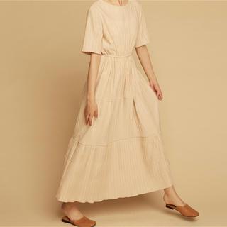 TODAYFUL - RANDEBOO natural dress