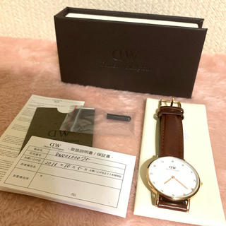 Daniel Wellington - DW ダニエル・ウェリントン✨腕時計 34mm