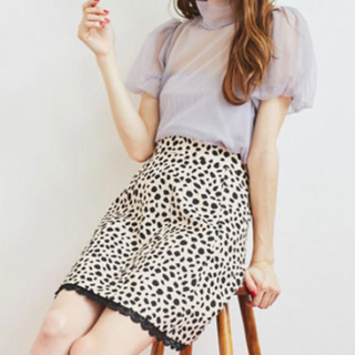 titty&co - ダルメシアンスカート