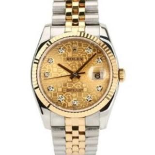 ROLEX - 2019新型精致であるログ型シリーズ自動腕時計
