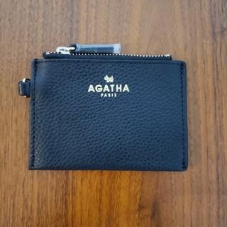 アガタ(AGATHA)のAGATHA パスケース(名刺入れ/定期入れ)
