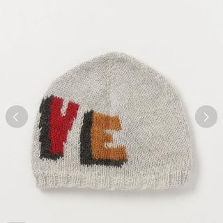メゾンドリーファー(Maison de Reefur)のニット帽 メゾンドリーファー 美品 ベビー  LOVE 6M-12M(帽子)
