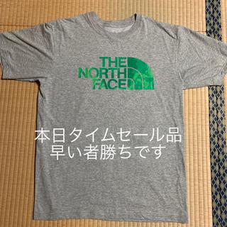 THE NORTH FACE - ザノースフェイス グレーTシャツ