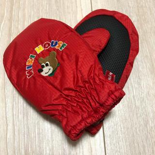 ミキハウス(mikihouse)のmikihouse スノーグローブ(手袋)(手袋)