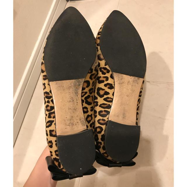 FABIO RUSCONI(ファビオルスコーニ)のファビオルスコーニ フラットシューズ38 レディースの靴/シューズ(バレエシューズ)の商品写真