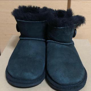アグ(UGG)のUGG 子どもブーツ21センチ黒(ブーツ)